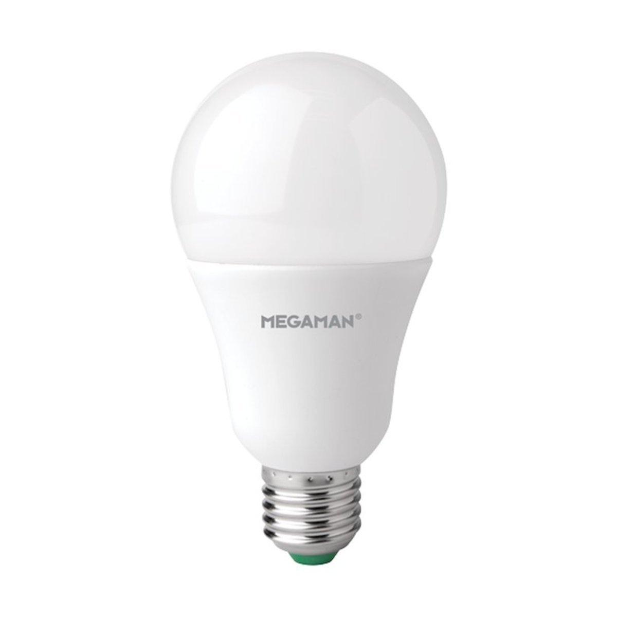 曼佳美 LED 14W E27 2800K 球型 燈膽 暖黃光