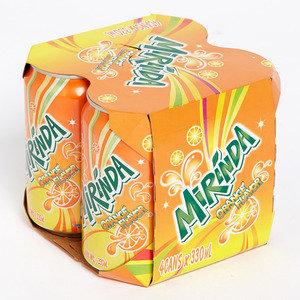 美年達 - 橙味汽水