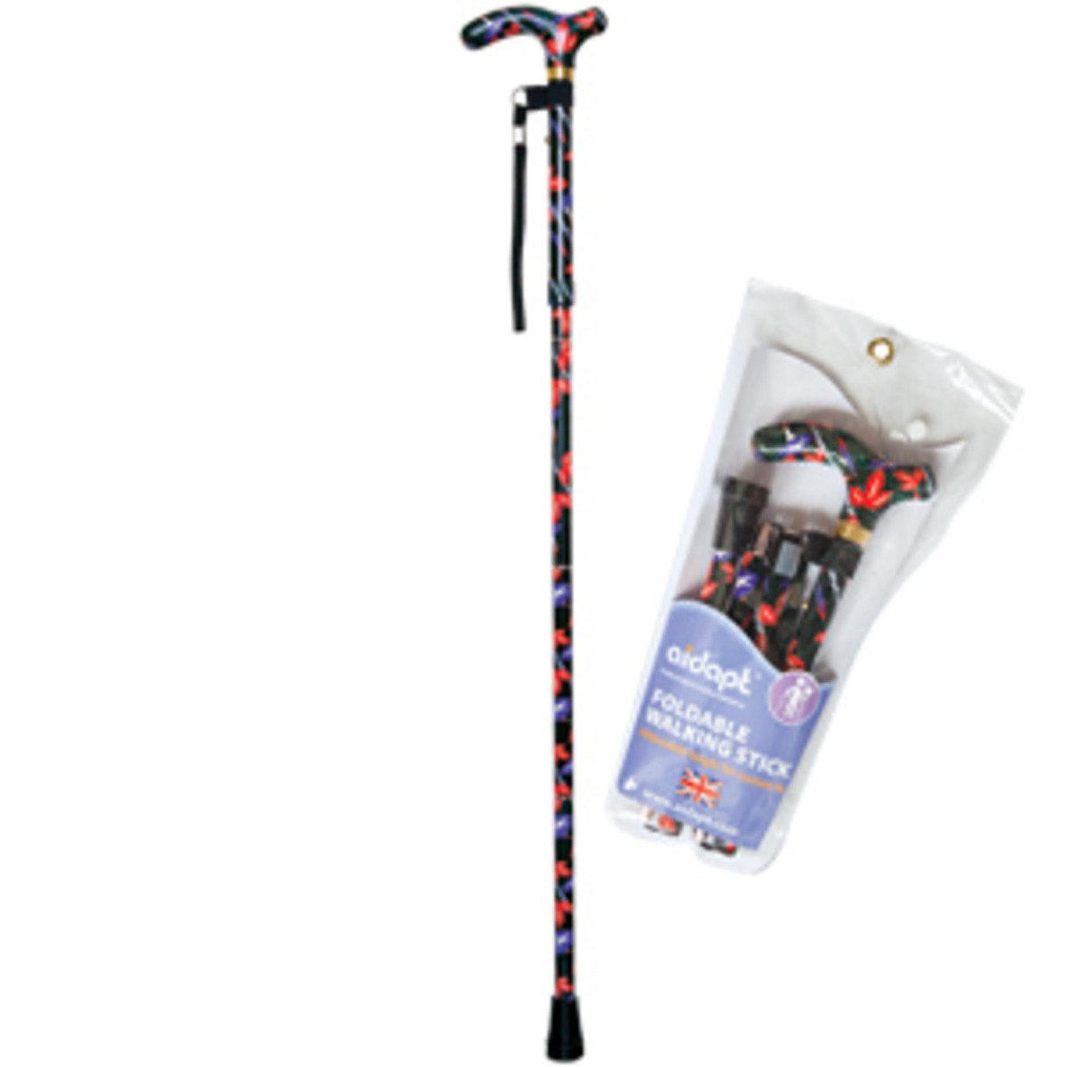 摺疊式手杖 (和服)