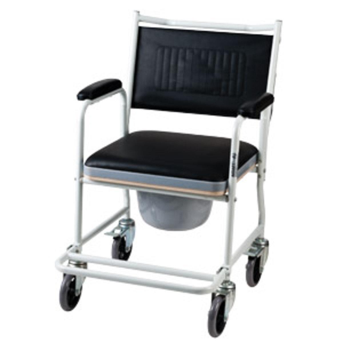 鋼製便器椅