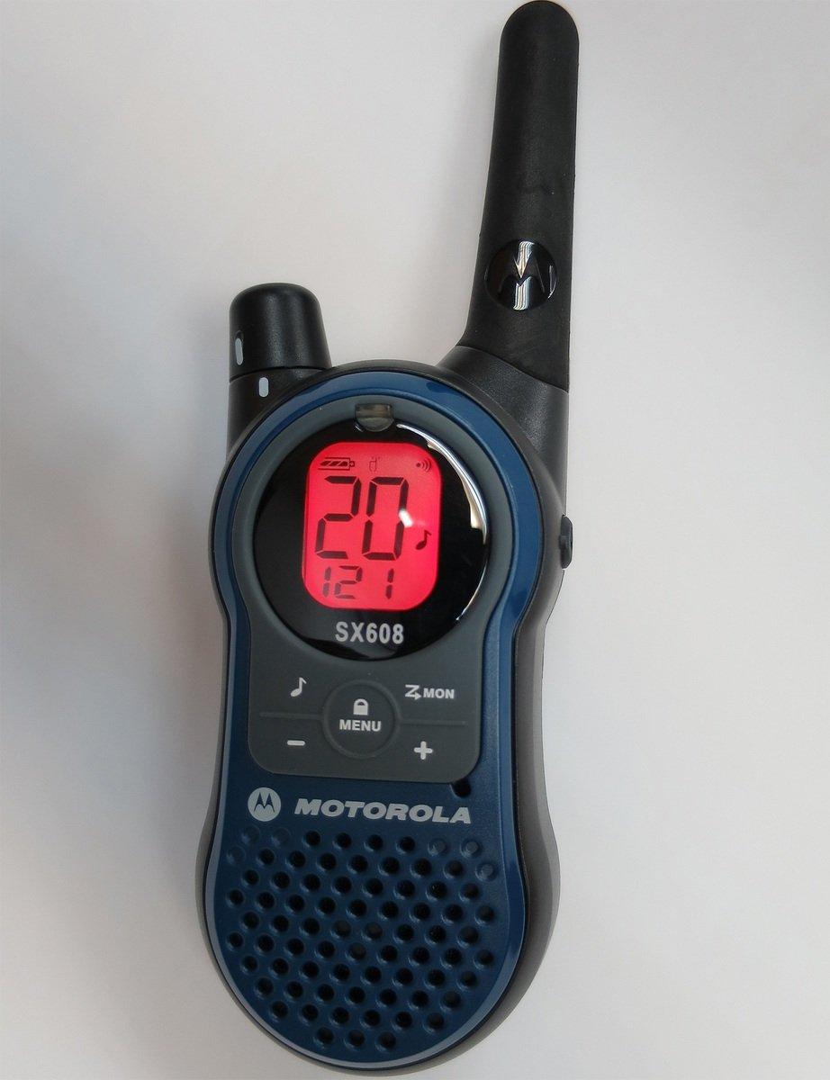 SX-608 (Blue) 對講機