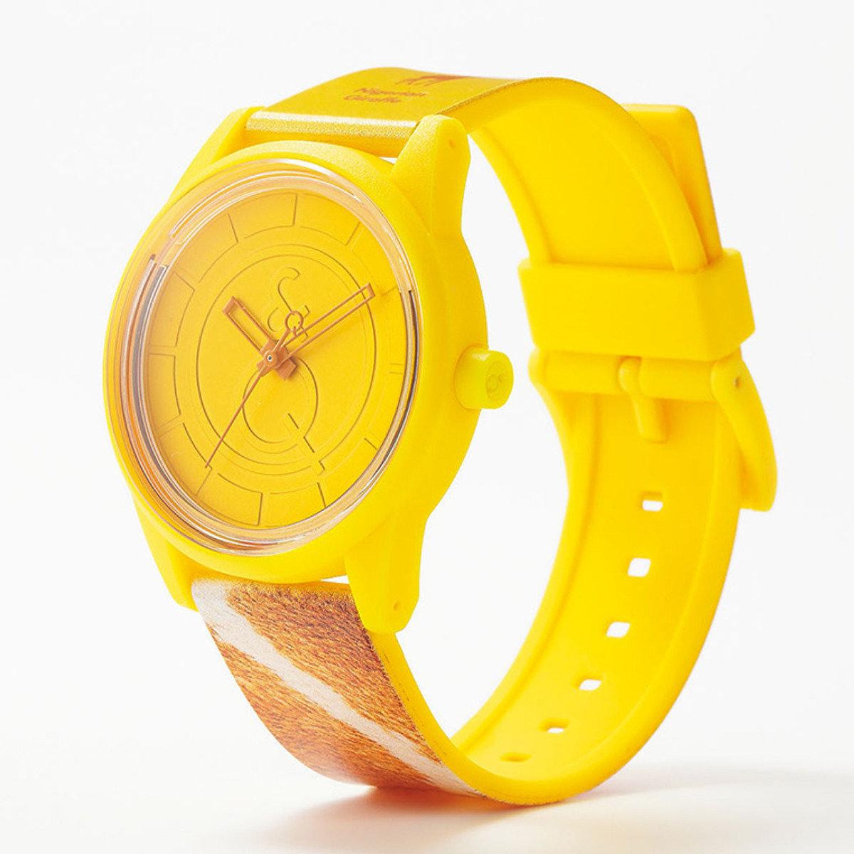 RED LIST 手錶 - 長頸鹿
