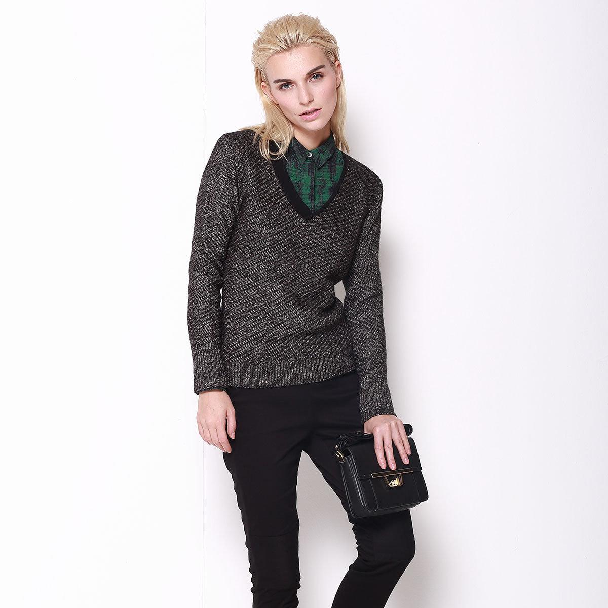 羊毛舒適毛衣