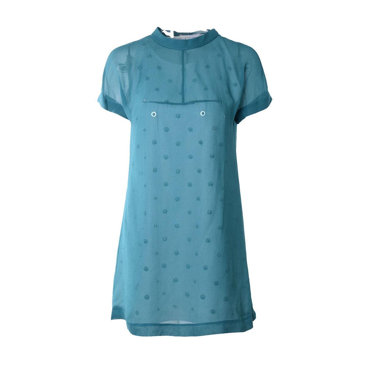 梭織連身裙