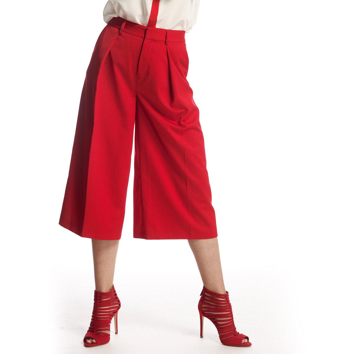 時尚個性直筒褲