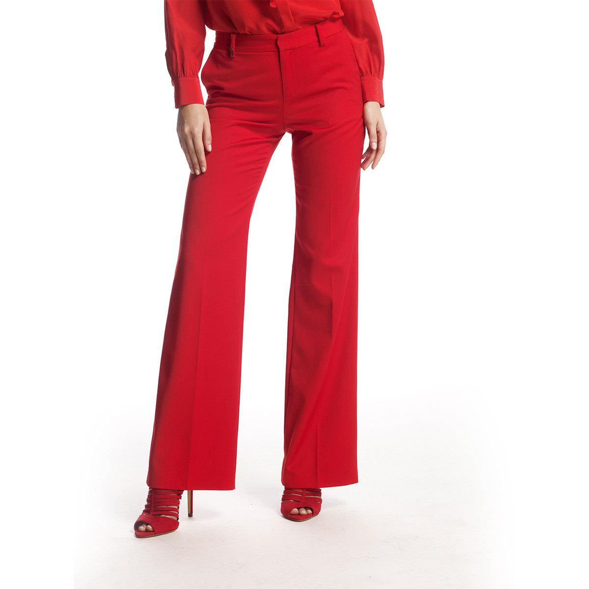 時尚個性喇叭褲