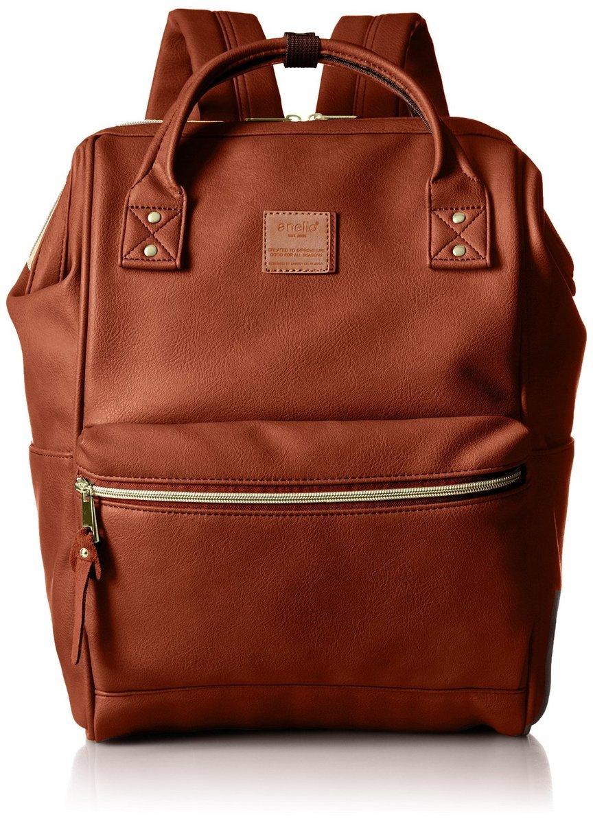 AT-B1211 背包 - 棕色