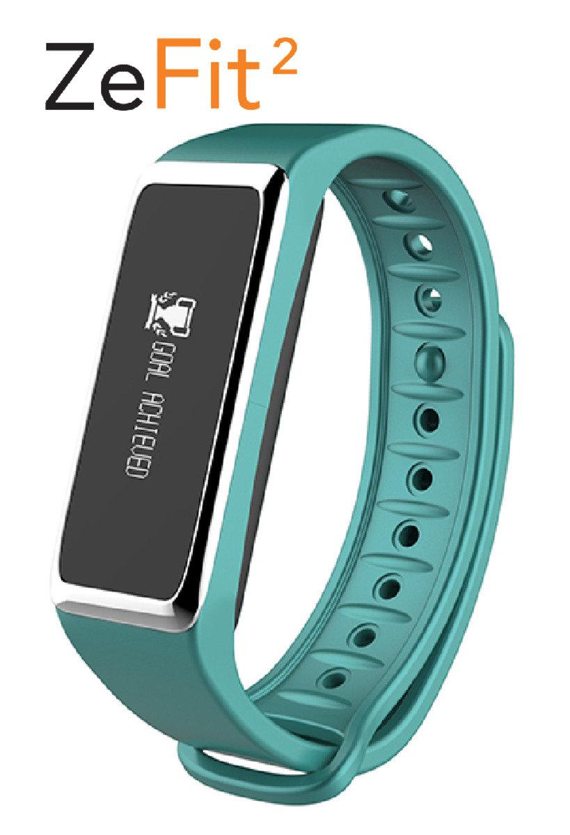 MyKronoz ZeFit2 智能手錶 - 藍色