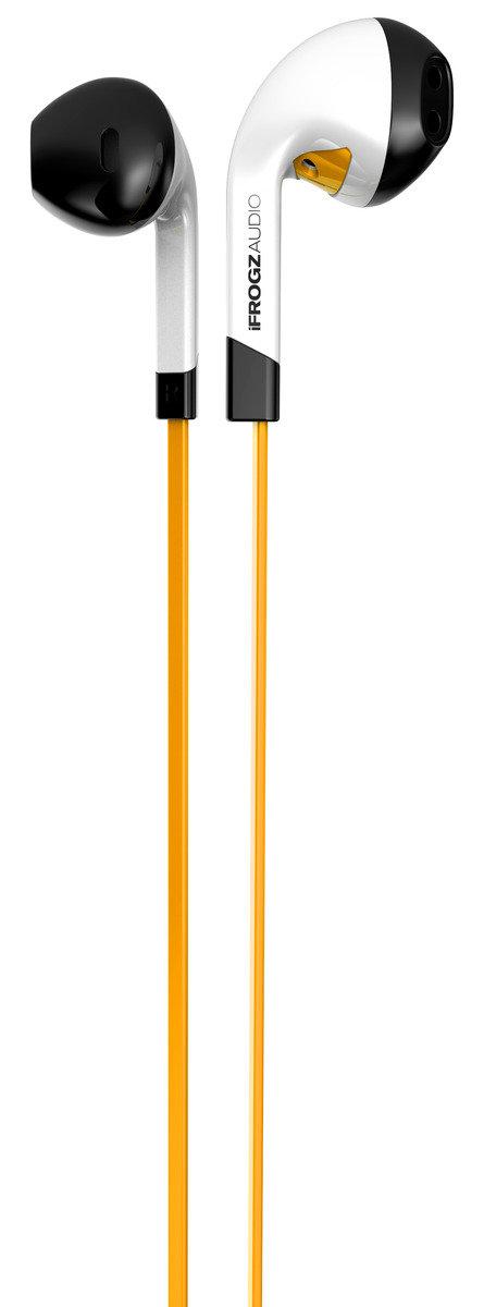 iFrogz Audio InTone 耳機 (橙色)