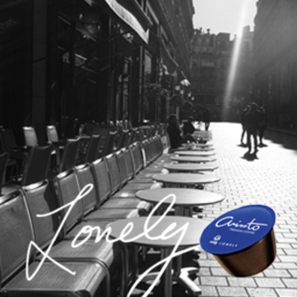 精品咖啡粉囊  - Lonely