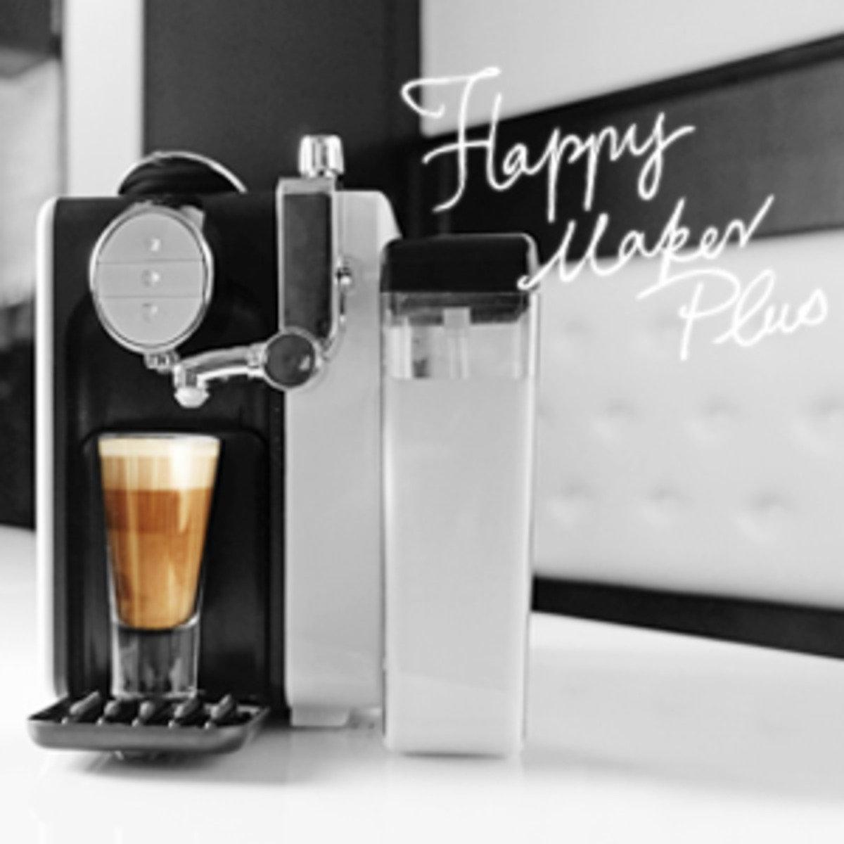 Happy Maker Plus 精品咖啡機