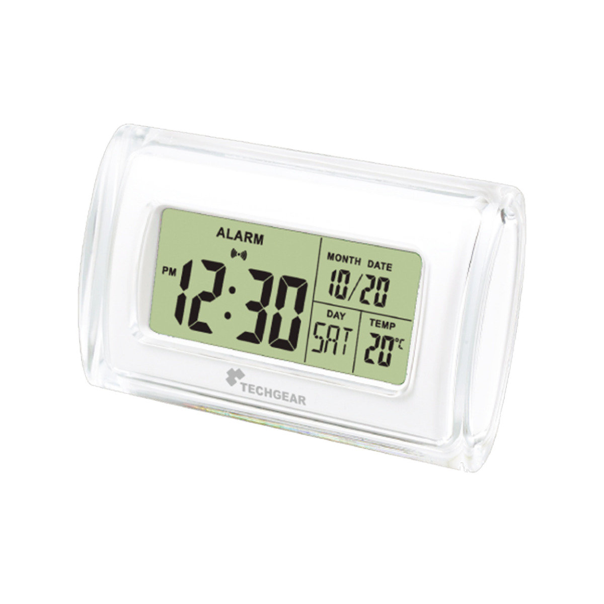 數字鐘LC104(溫度顯示)