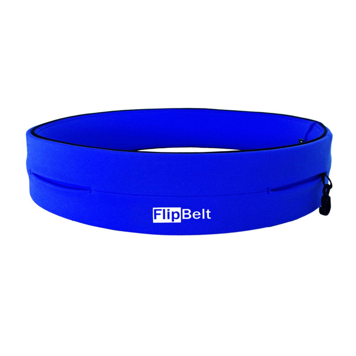 美國 FlipBelt 飛力跑運動腰帶(藍)
