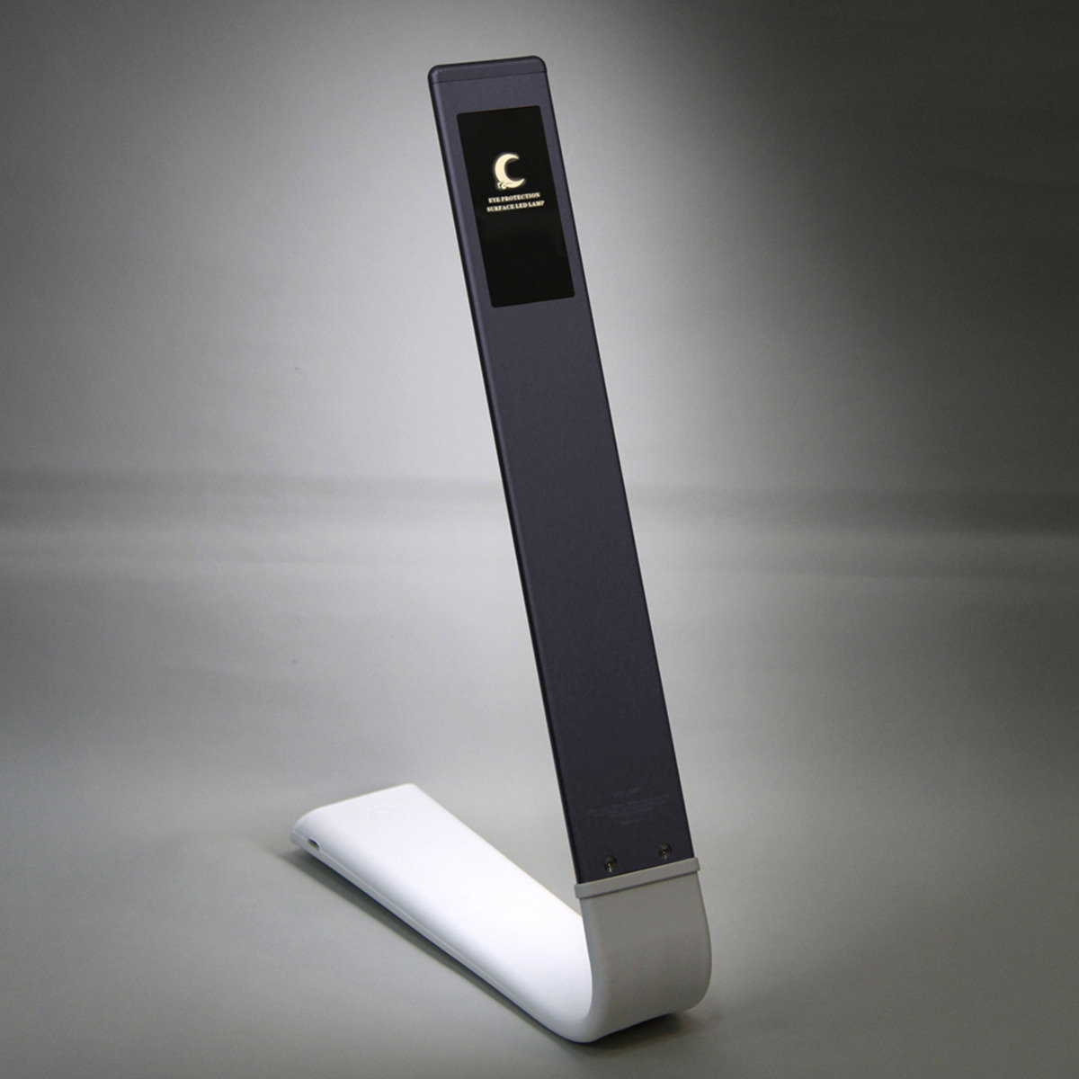 LED輕觸式調光護眼燈-黑色