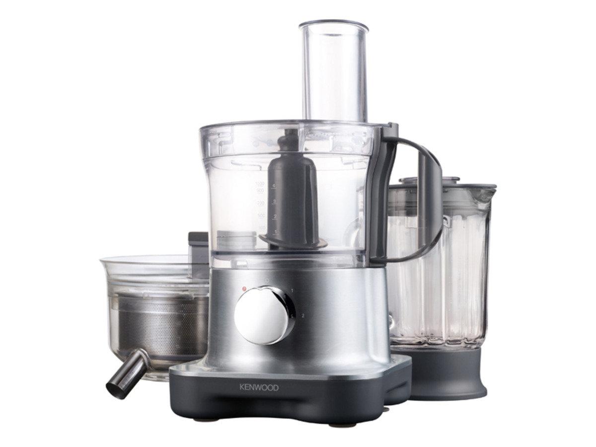 為繁忙生活節奏及追求簡單煮食樂趣的你而設 多功能食物處理器 FPM270