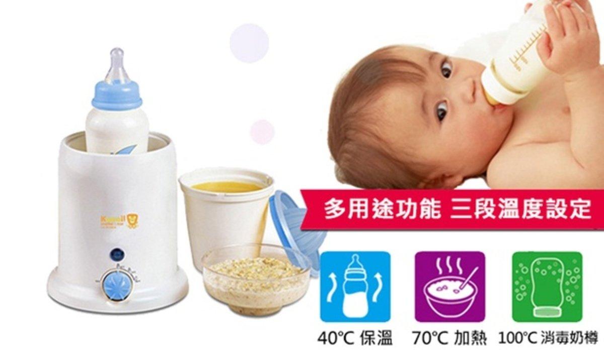 單瓶暖奶器