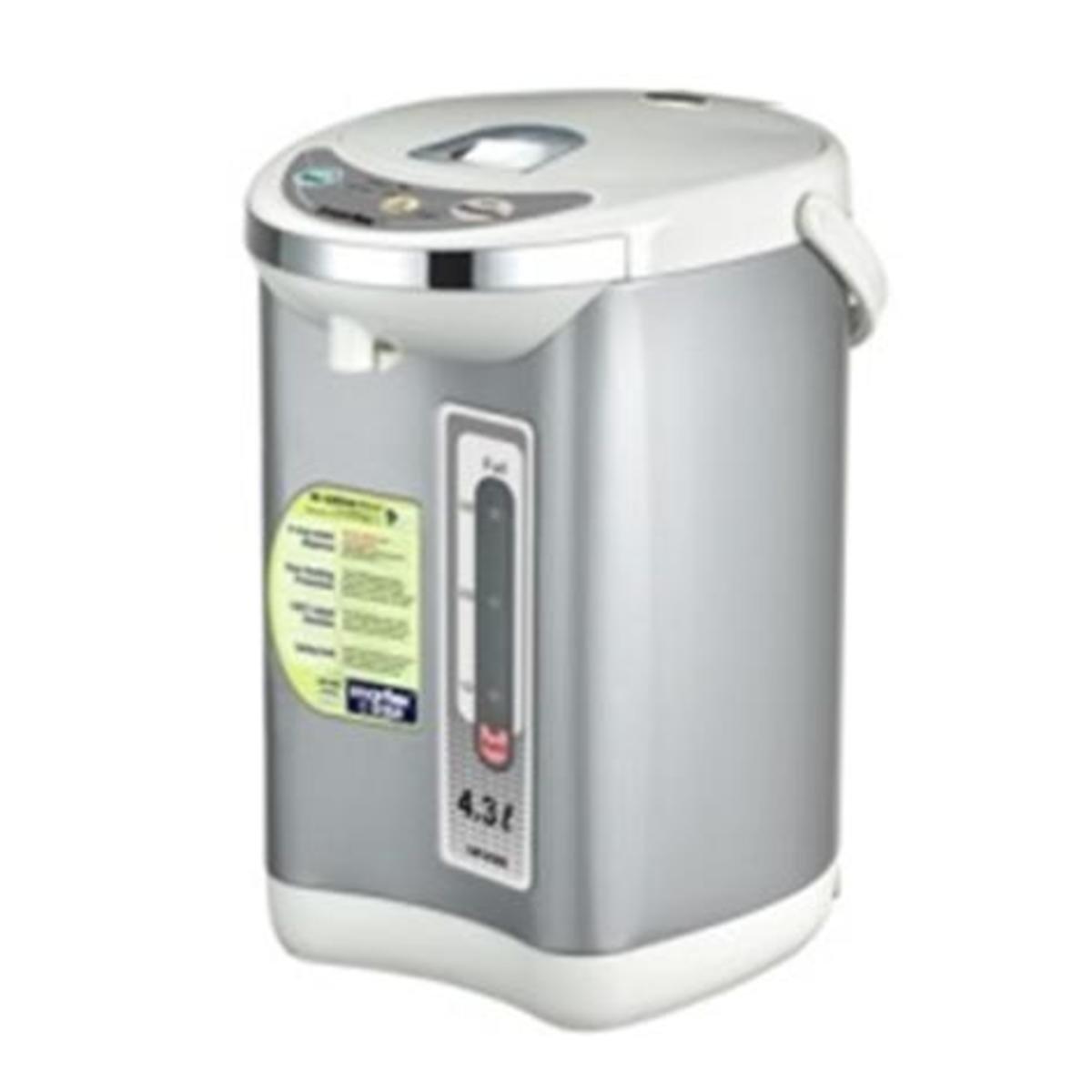 4.3公升微電腦電熱水瓶