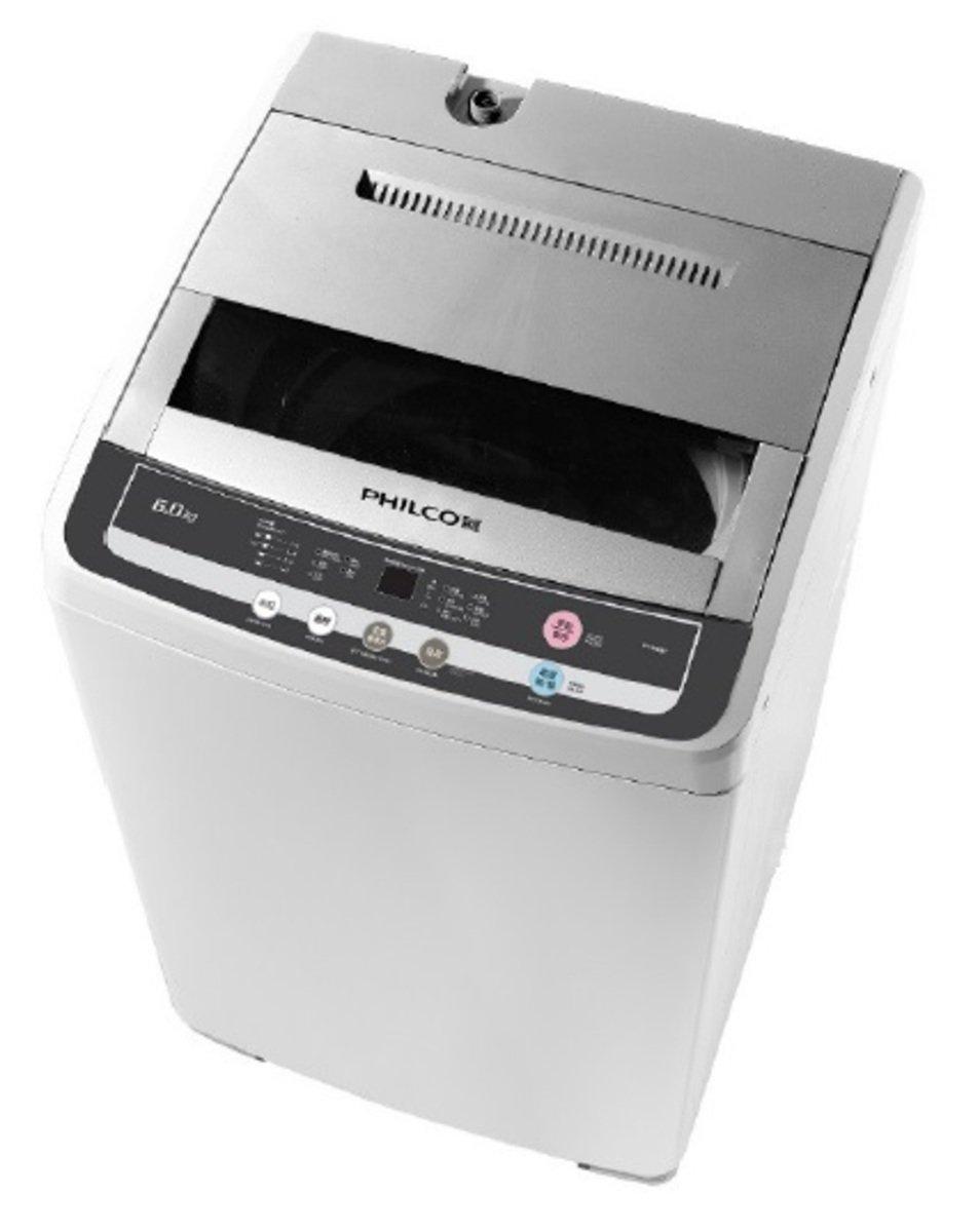 智能感應6公斤洗衣機