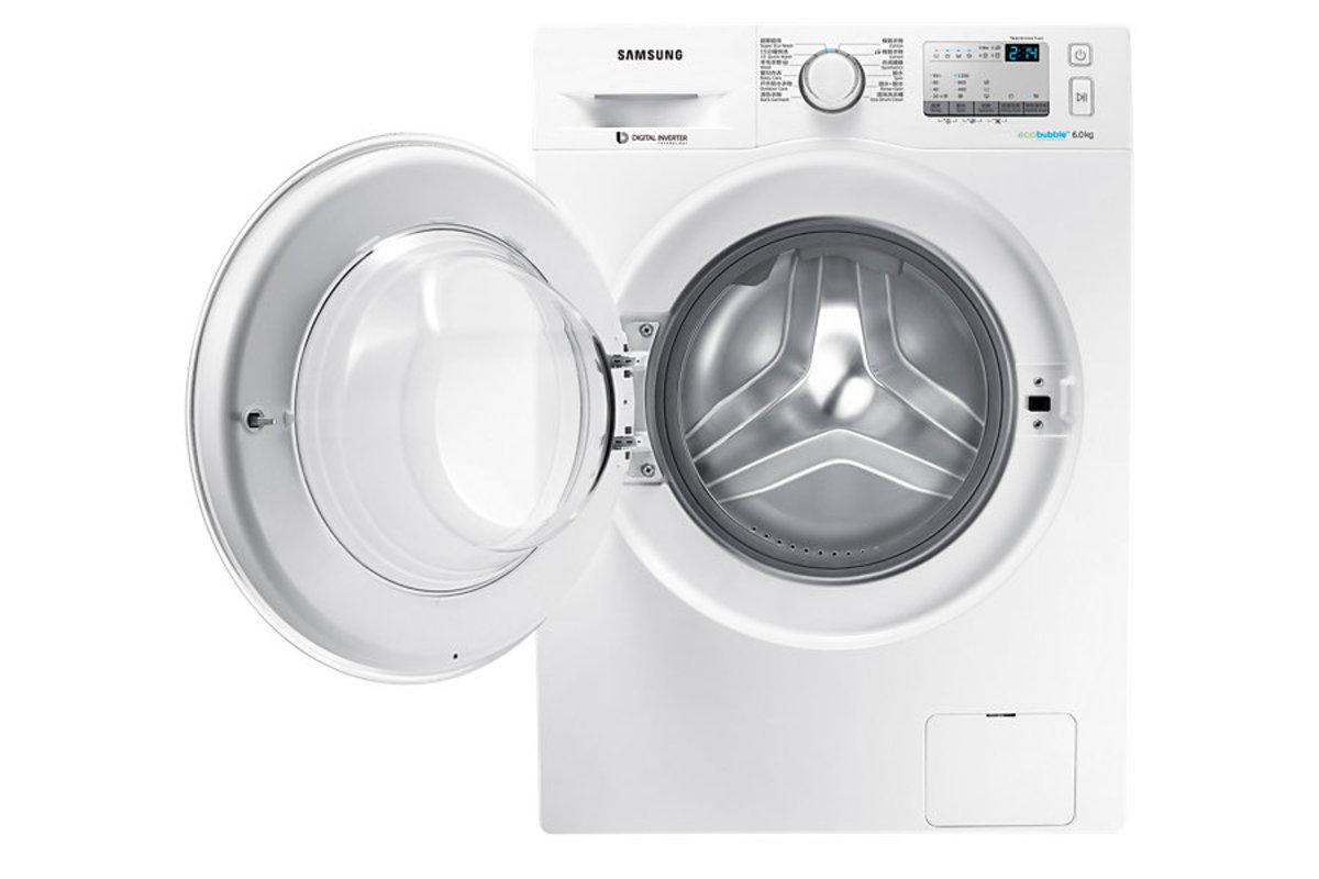 6公斤鑽石滾桶洗衣機