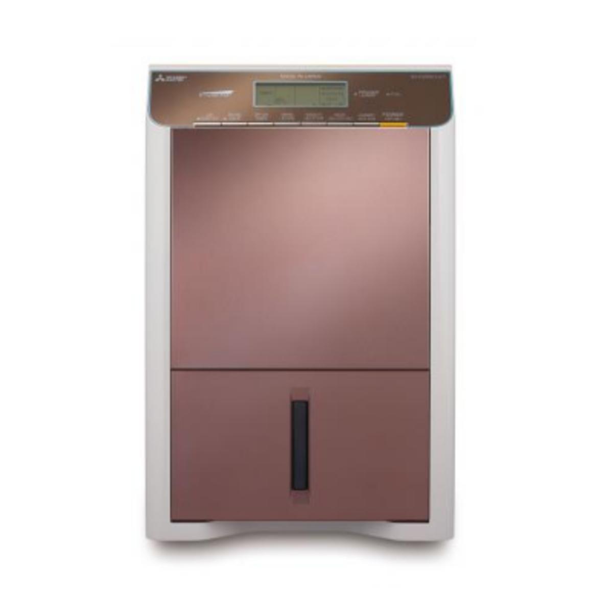 日本造 33公升 獨立空氣淨化功能 變頻式 抽濕機(瑰麗啡)