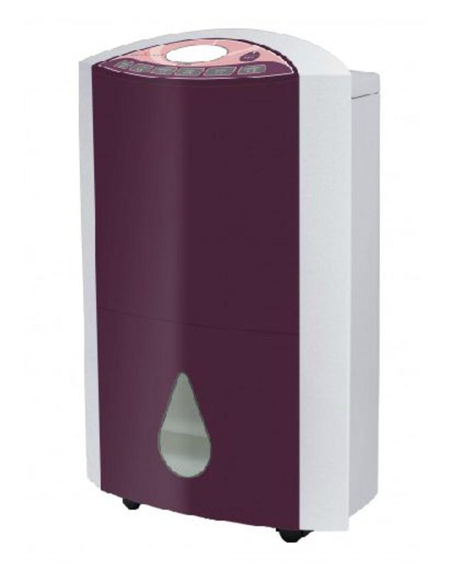 負離子空氣淨化25公升抽濕機