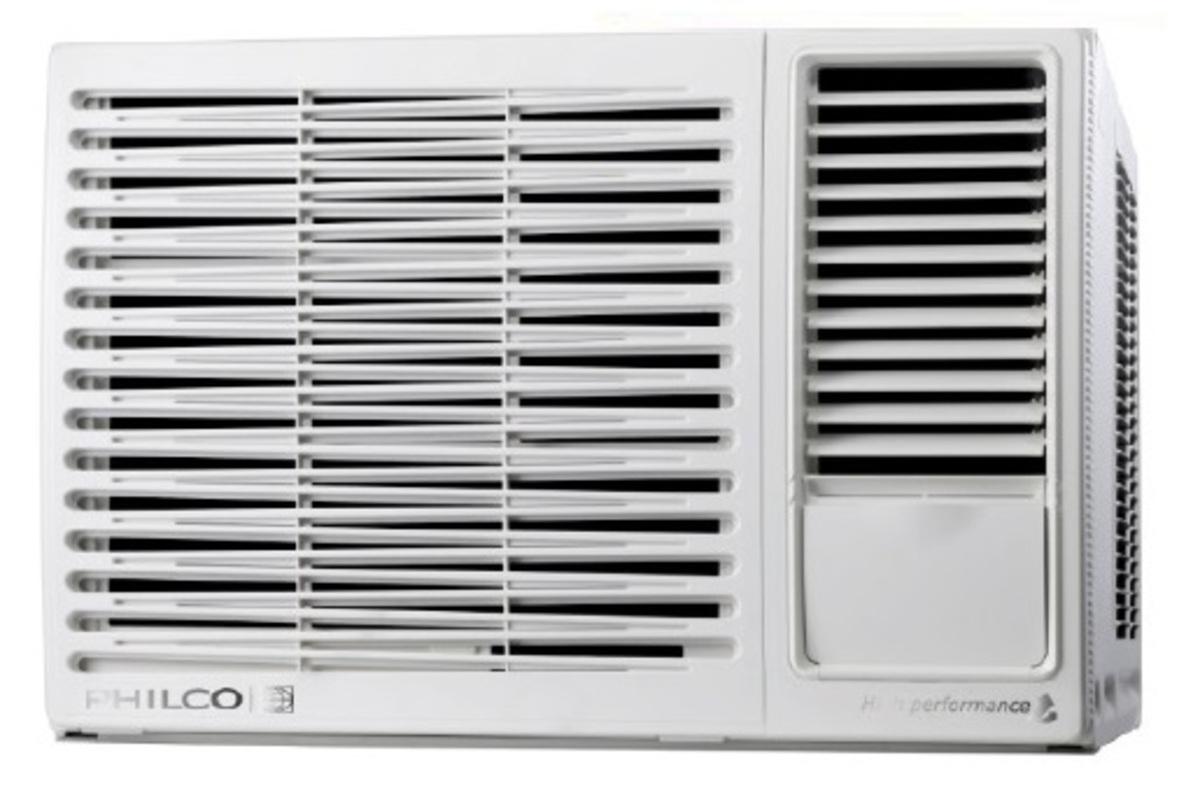 PWN607M 極速降溫技術 4分3匹 窗口機