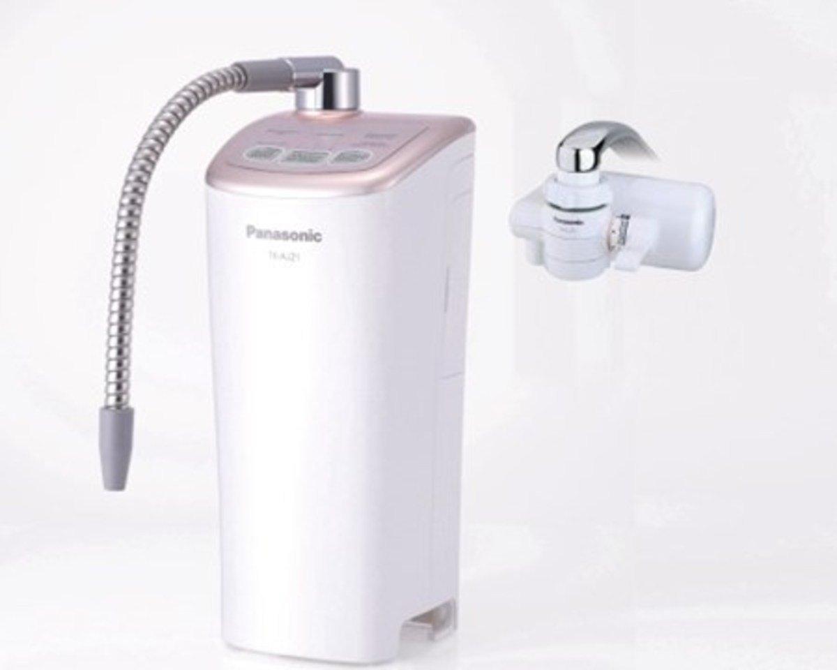 3段鹼性(飲食用)及1段酸性(美容用) 分體式健康電解水機 (可過濾溶解性鉛)
