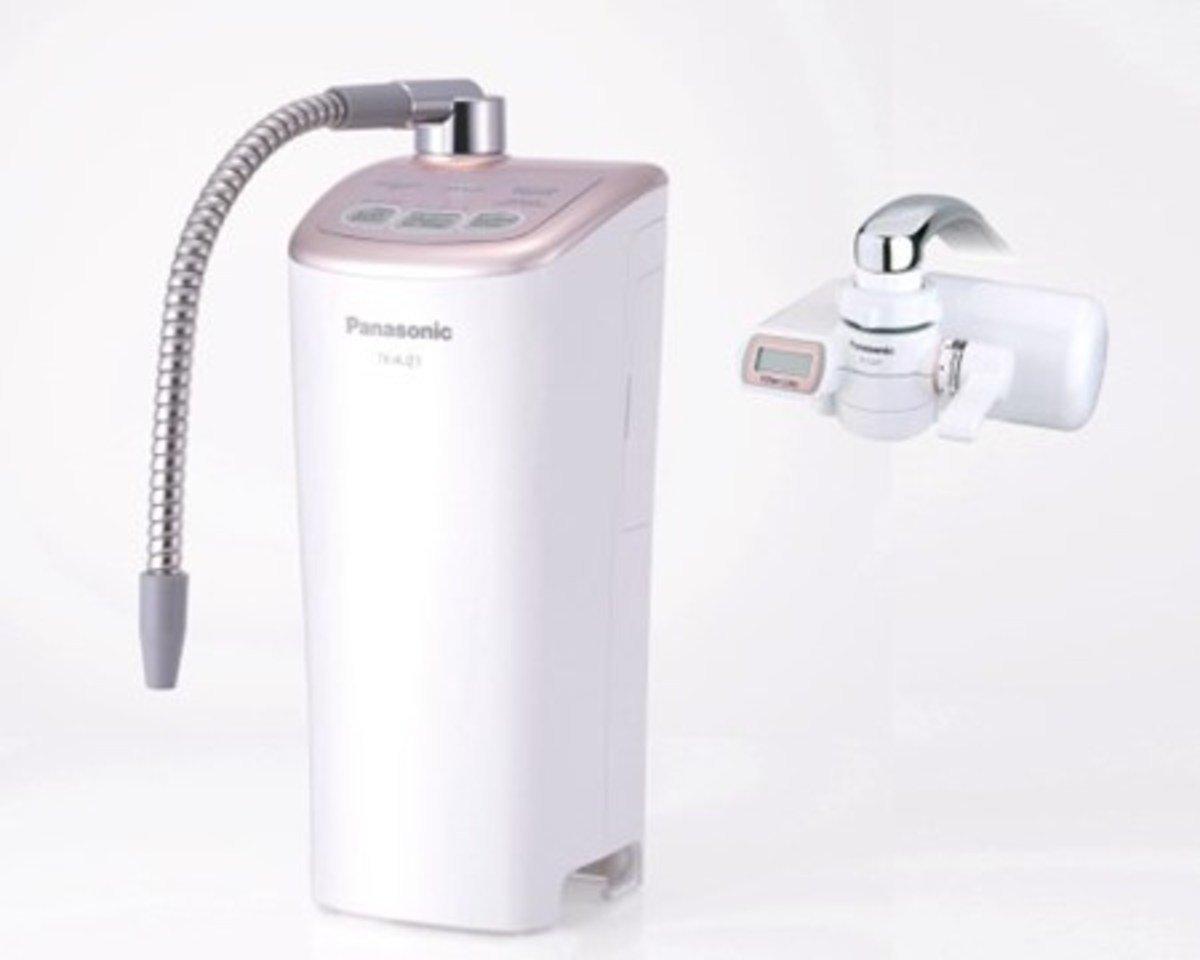 可過濾溶解性鉛 日本製造 5重過濾 分體式健康電解水機