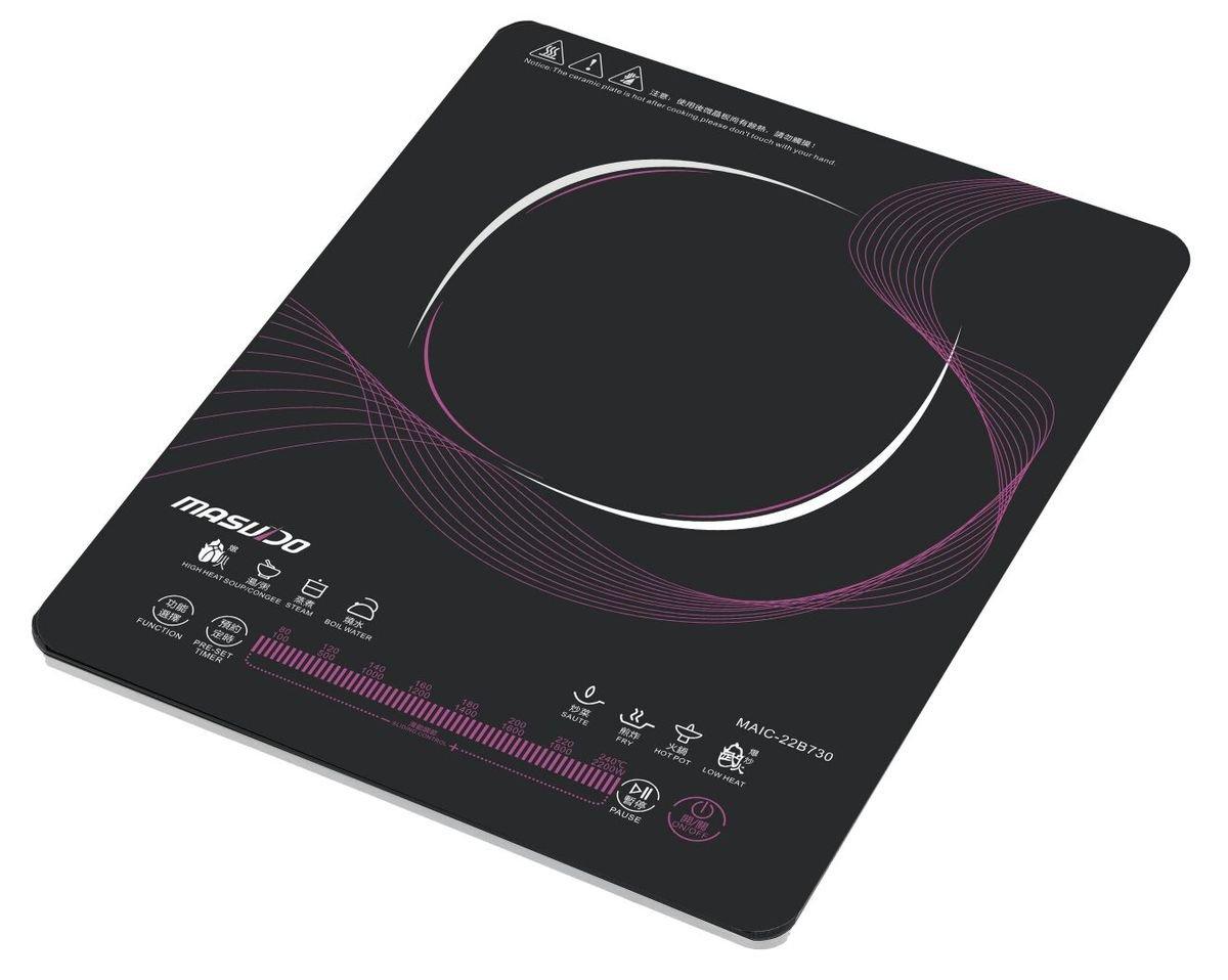 超薄黑晶電磁爐