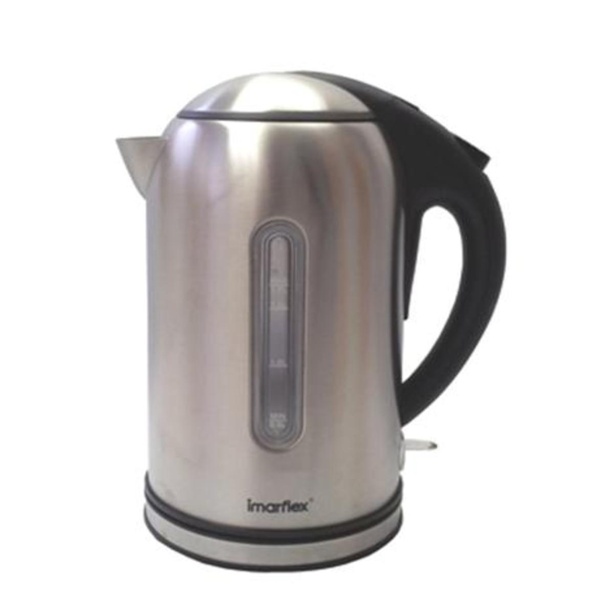 1.7公升不鏽鋼無線電熱水壺