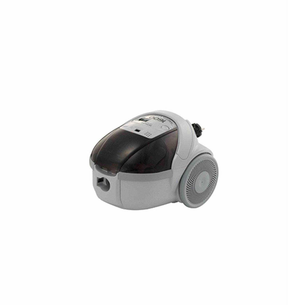 CV-BM16 1,600W強力馬達 可配置集塵紙袋或布袋 吸塵機(灰色)