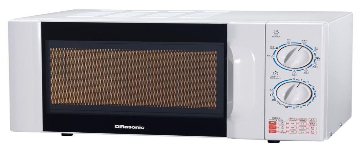 RASONIC樂信 旋鈕式燒烤微波爐