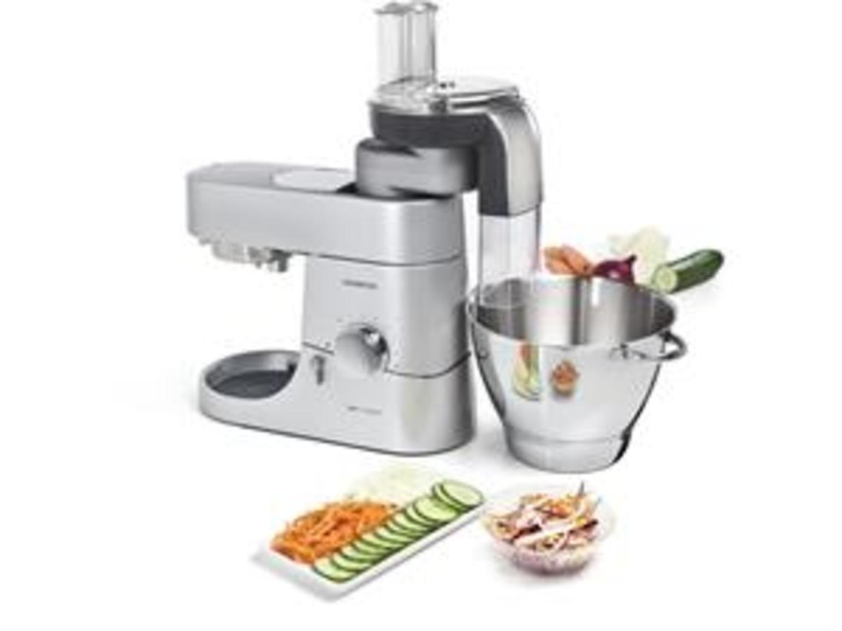 Kenwood Chef AT340 快速切絲切片器 專業廚用機