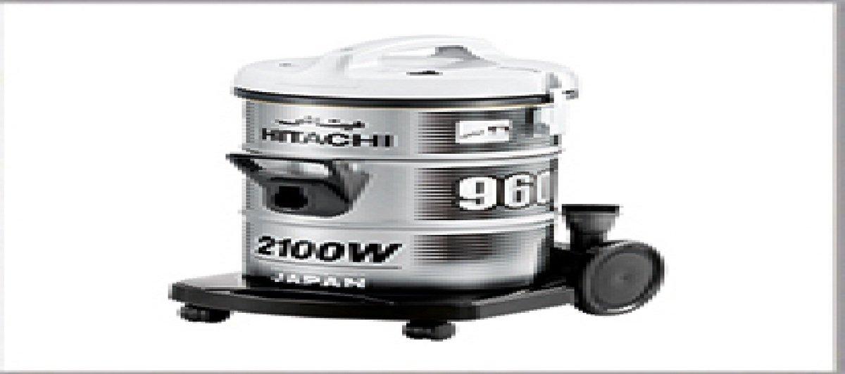 HITACHI日立 商用式吸塵機2100W