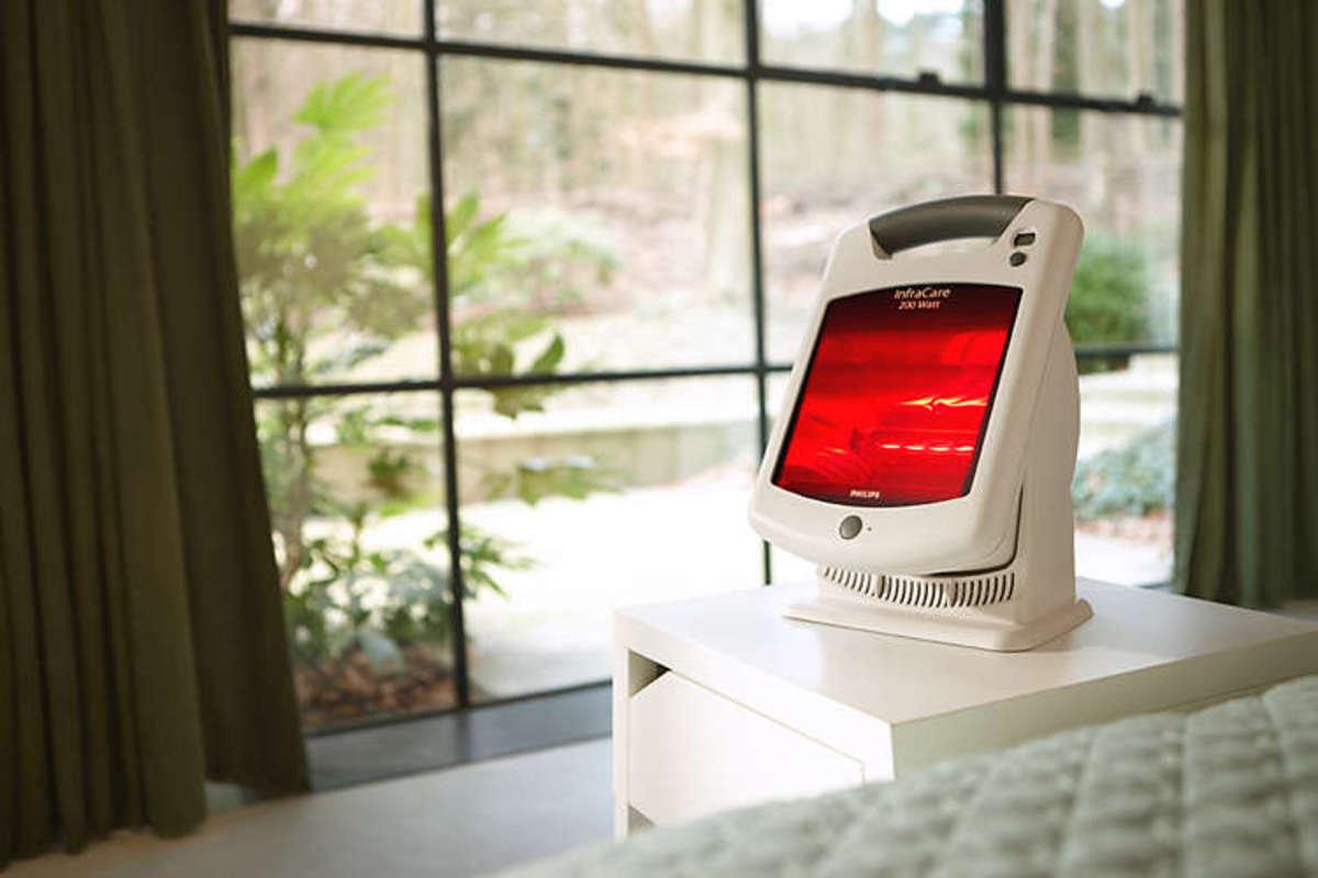 InfraCare紓緩痛楚紅外線暖爐