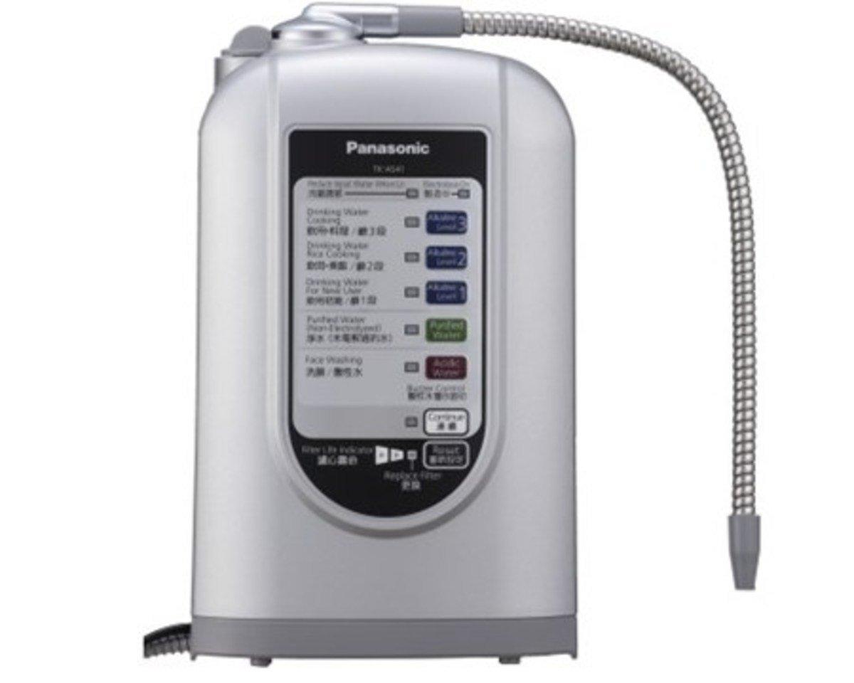健康電解水機 (加強型) (可過濾溶解性鉛) TK-AS41