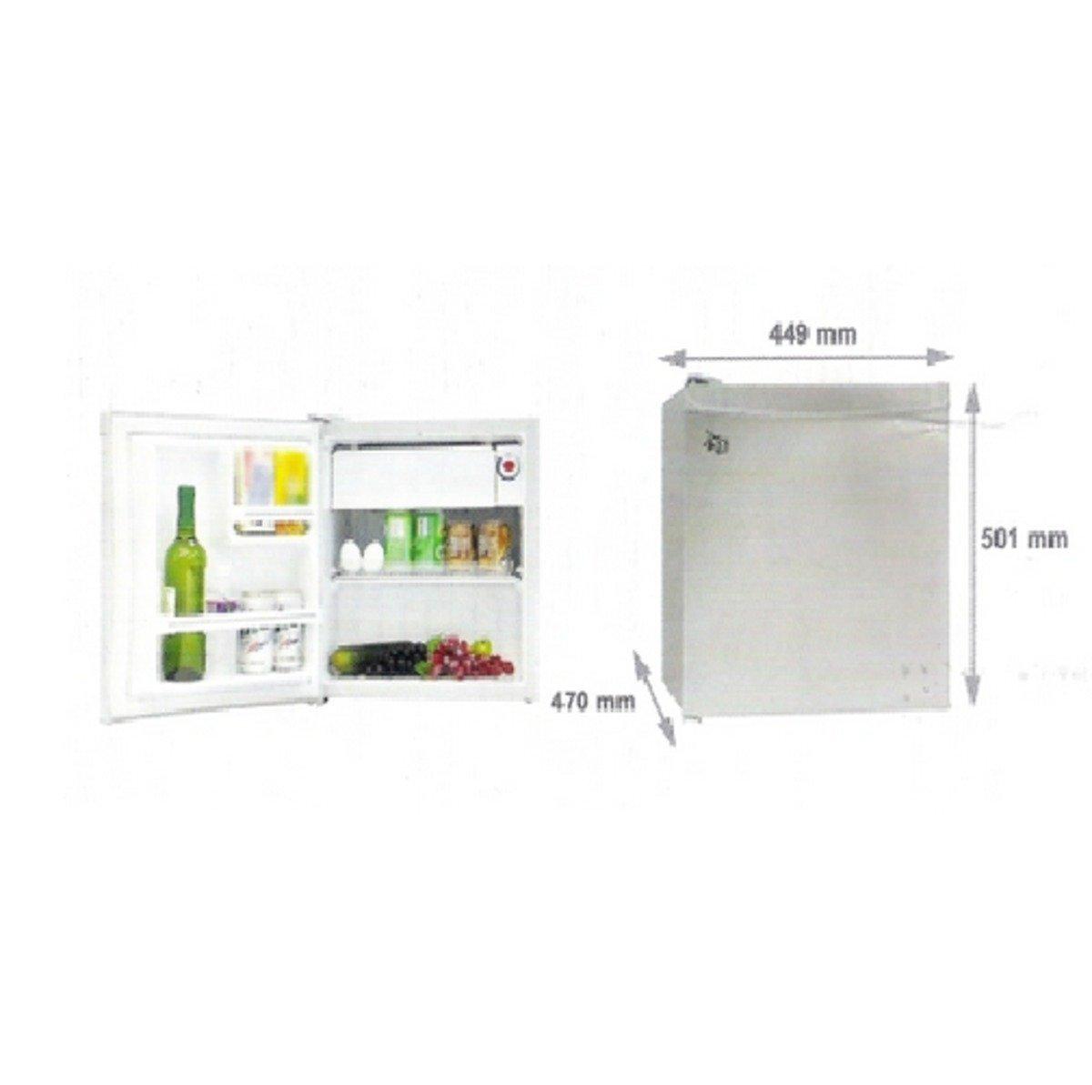 47 公升 單門環保雪櫃