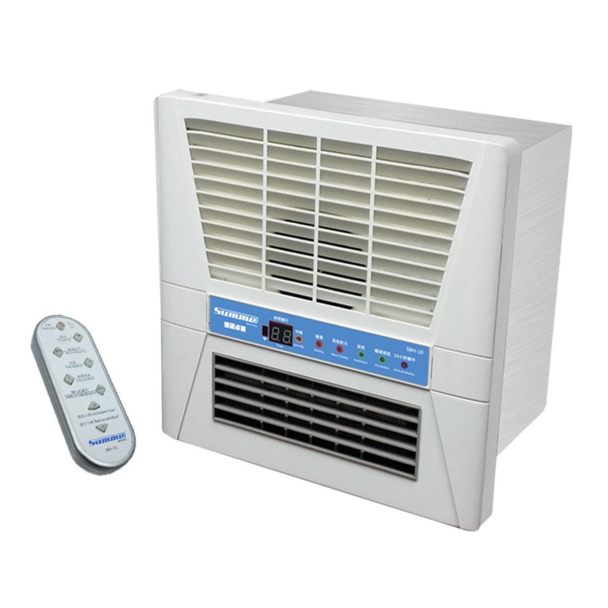 SBH-10 窗口式浴室暖風乾衣機 (不包安裝)