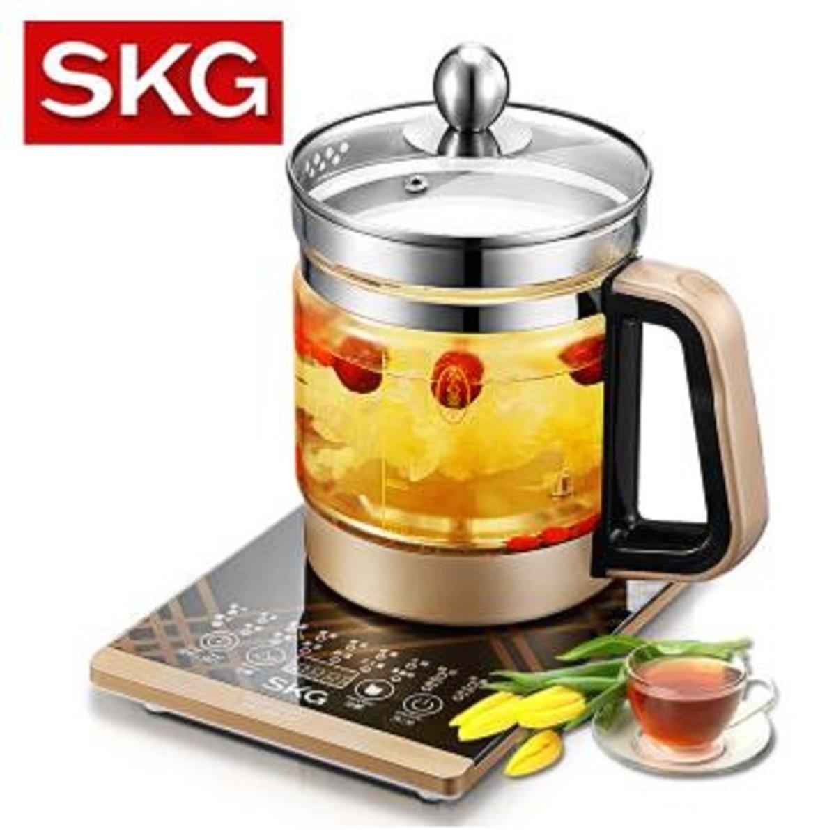 SKG 8049 多功能養生壼加厚電玻璃全自動中藥壼