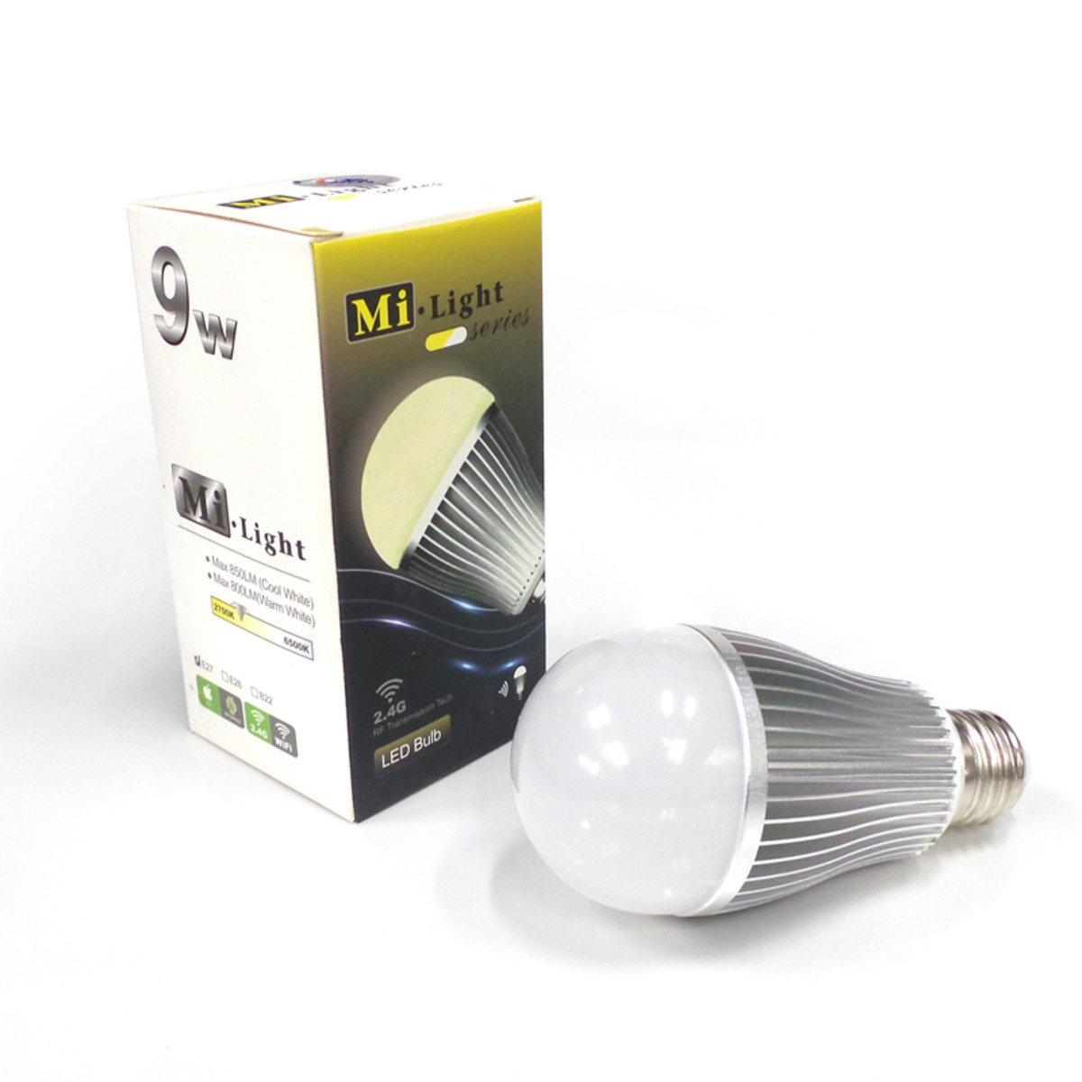 冷暖雙白系列智能燈泡 9W  (FUT019) E27