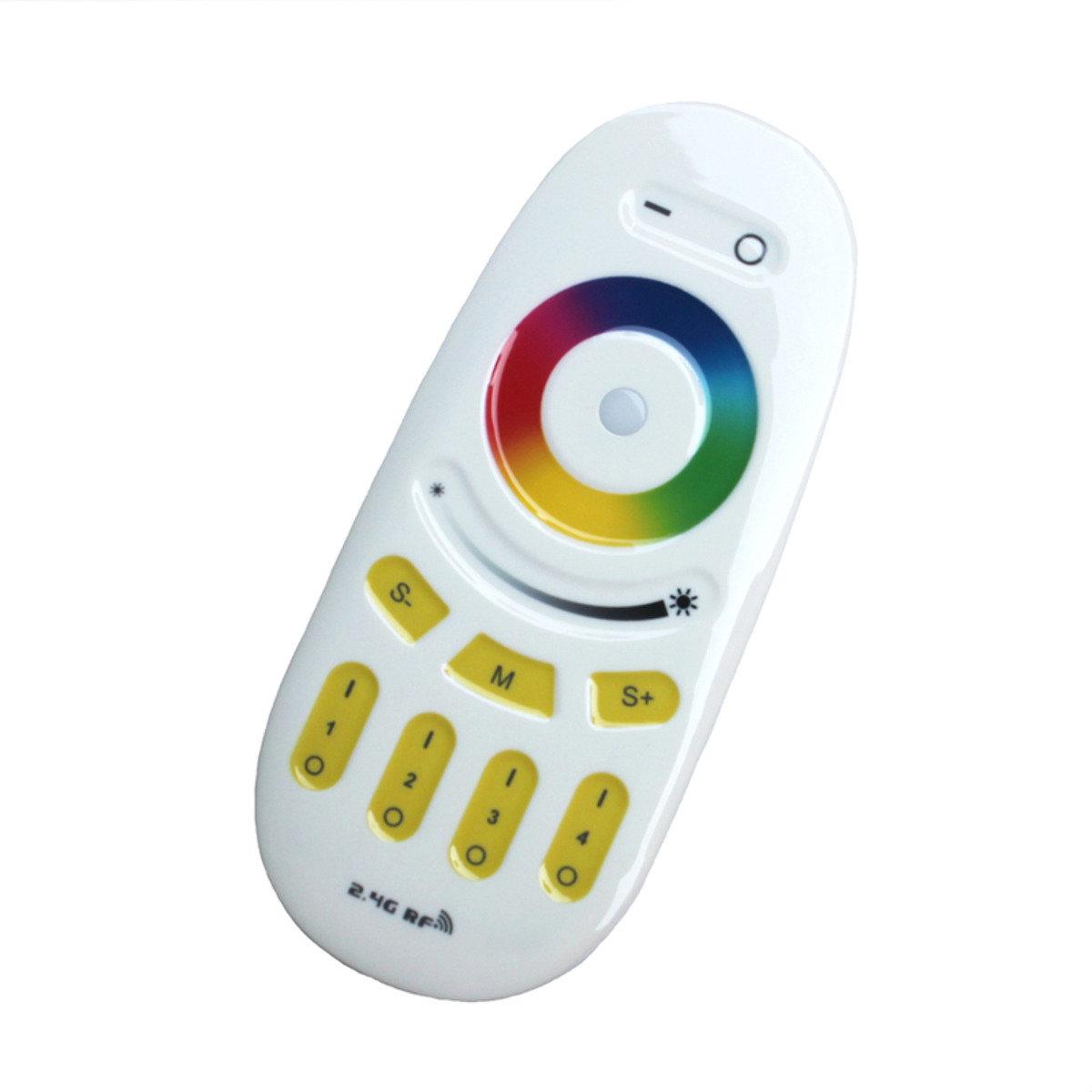魔幻彩白系列智能燈泡搖控器 2.4GHz