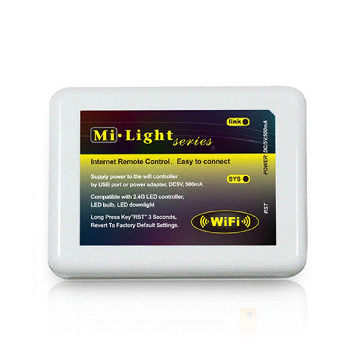 智能燈泡 Wi-Fi 接收器控制盒 (FUT097)