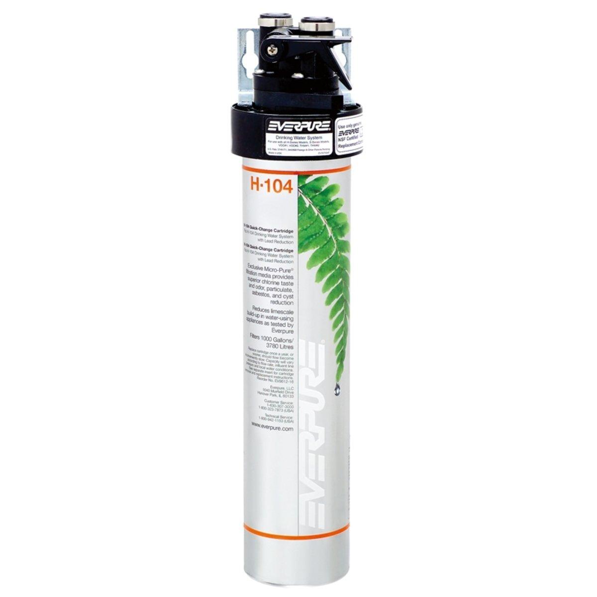 EVERPURE 愛惠浦 H104 濾水設備 - 濾芯(不包安裝)