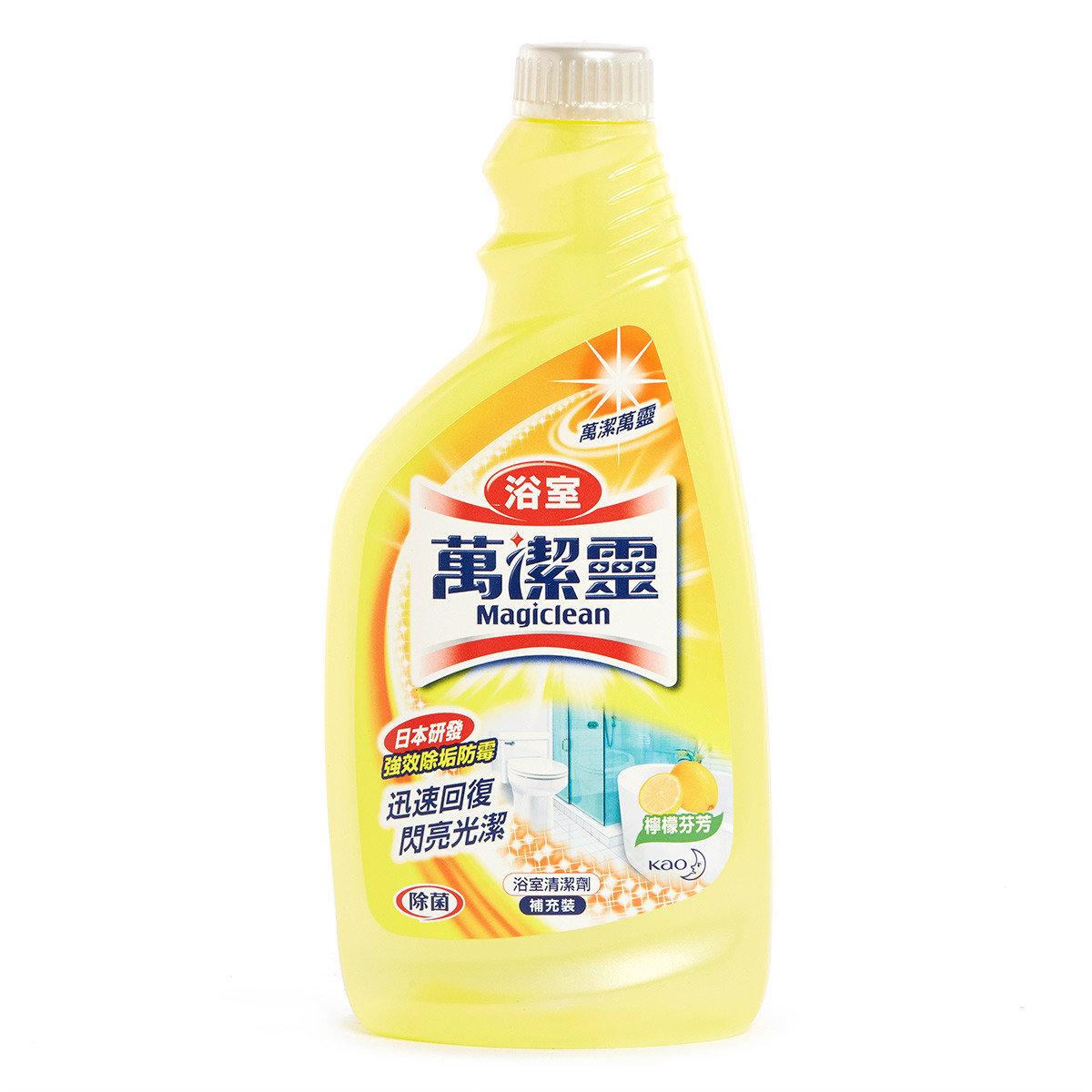 浴室萬潔靈 (檸檬芬芳)補充裝