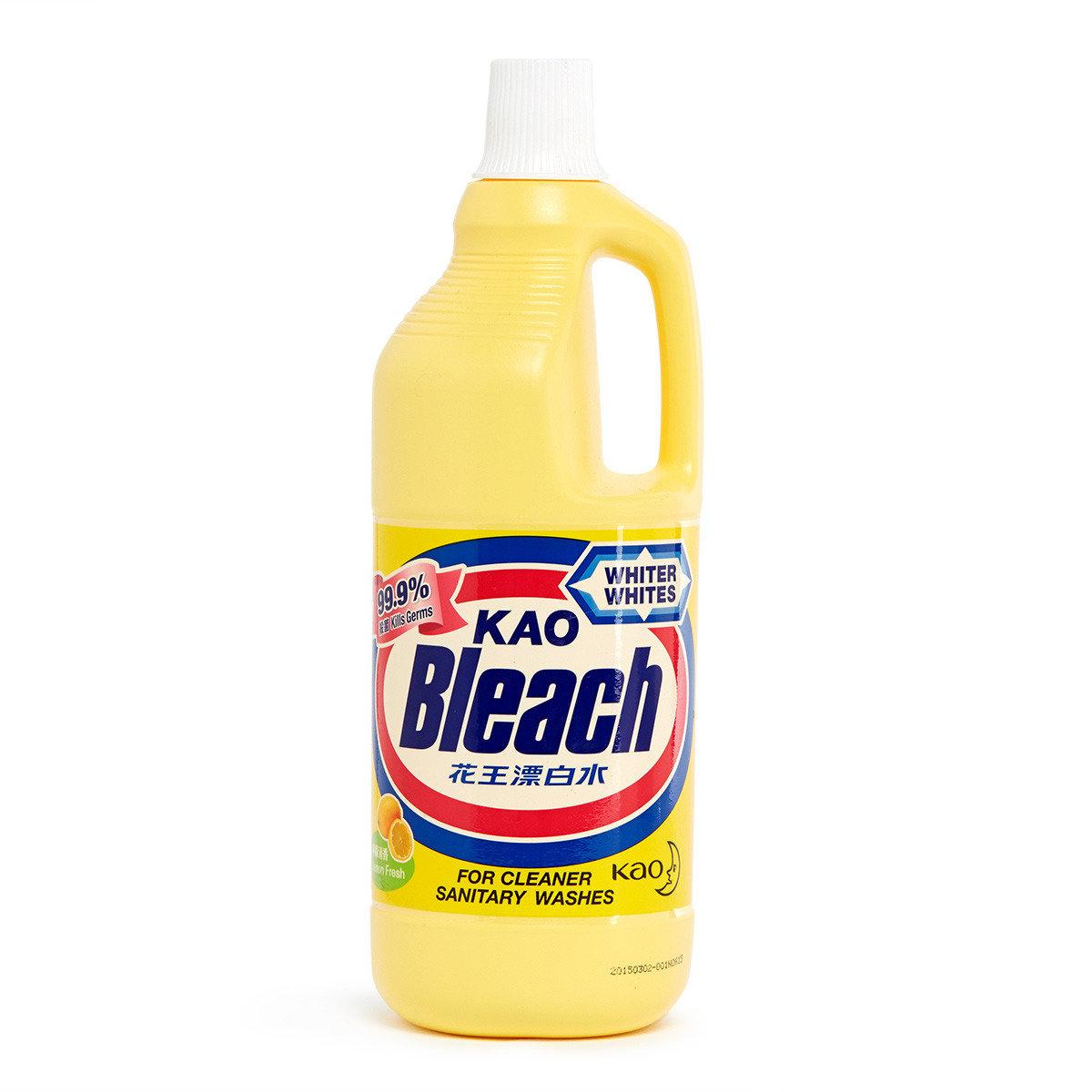 漂白水(檸檬)