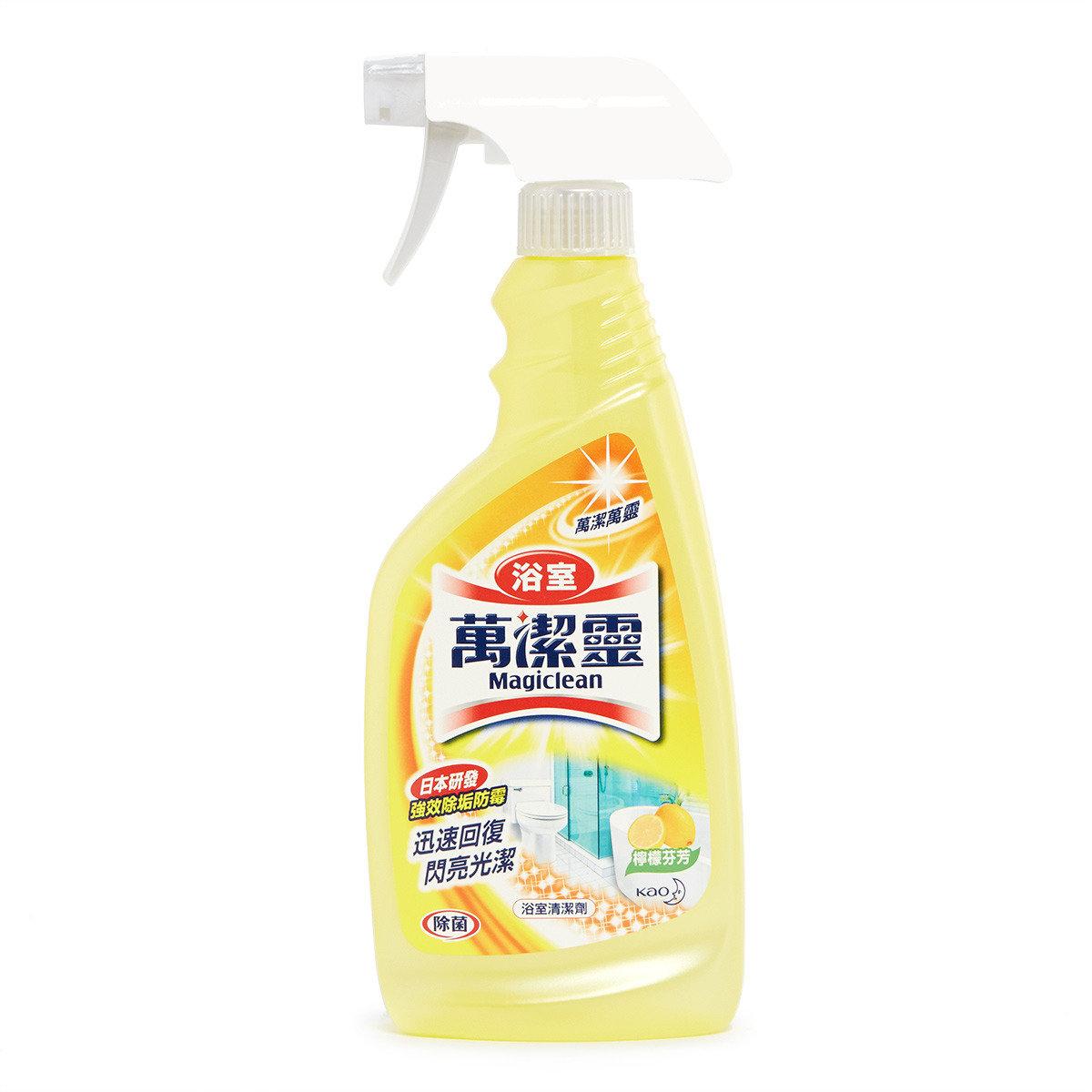 浴室萬潔靈 (檸檬芬芳)噴裝