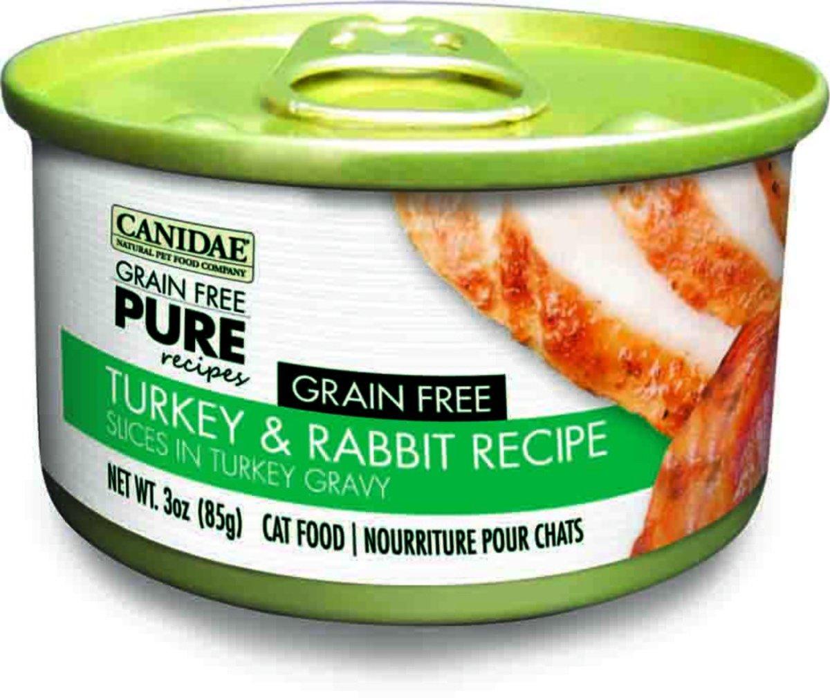 貓無穀物火雞拼兔肉 (薄切)