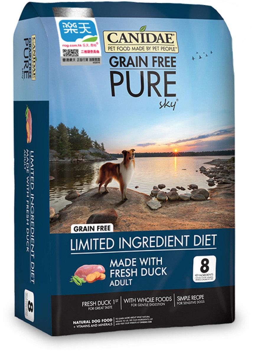 狗無穀物天空配方4磅