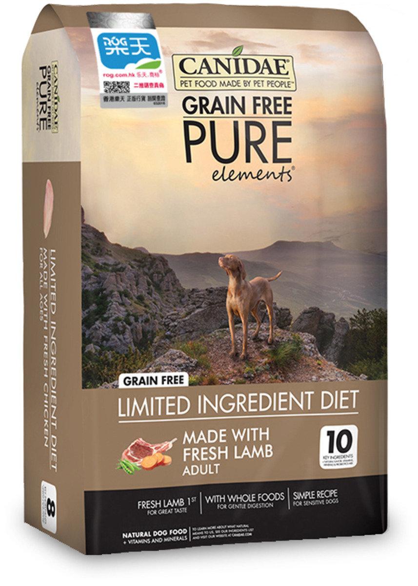 狗無穀物多元配方4磅