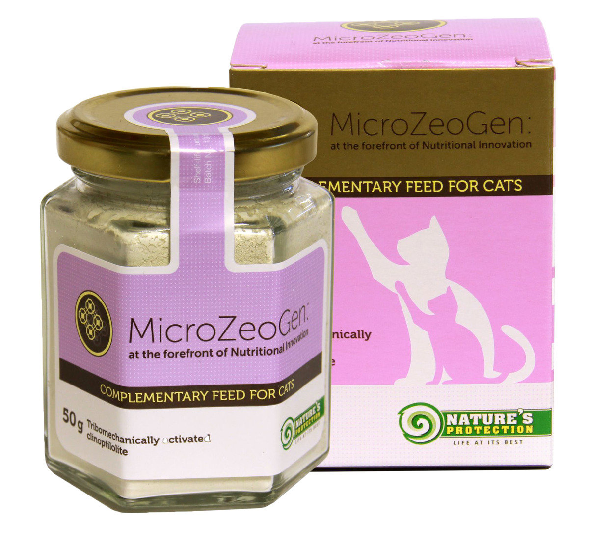 MicroZeoGen 貓隻配方 50g